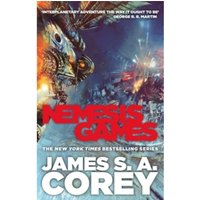 Nemesis Games : Book 5 of the Expanse (now a major TV series on Netflix)