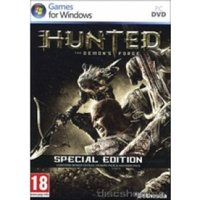 Hunted The Demons Forge Special Edition Game