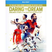 Daring to Dream: England's Story at the 2018 FIFA World Cup Blu-ray