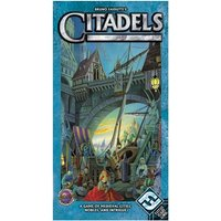 Citadels A Game of Medieval Cities Nobles & Intrigue