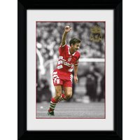 Liverpool Rush Framed 16x12 Photographic Print