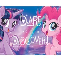 My Little Pony Movie - Dare to Discover Mini Poster