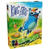 King Frog Board Game