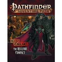 Pathfinder Adventure Path #103: The Hellfire Compact (Hell's Vengeance 1 of 6)