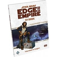Star Wars Edge of the Empire Fly Casual Smuggler Sourcebook Board Game