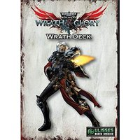 Warhammer 40000 Roleplay - Wrath & Glory Wrath Deck (55-Card Deck)