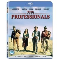 The Professionals Blu-ray