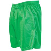 Precision Micro-stripe Football Shorts 38-40 inch Green