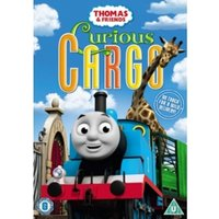Thomas & Friends Curious Cargo DVD