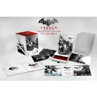 Batman Arkham City Collector's Edition Game