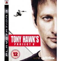 Tony Hawks Project 8 Game