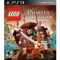 LEGO Pirates Of The Caribbean Game