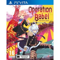 Operation Babel New Tokyo Legacy PS Vita Game
