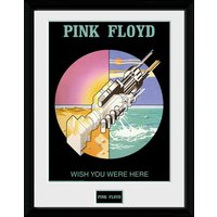 Pink Floyd Wish You Were Here 2 Collector Print 30x40 cm