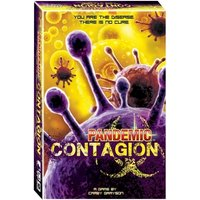 Pandemic Contagion Board Game