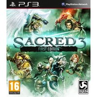 Sacred 3 First Edition PS3 Game