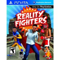 Reality Fighters Game PS Vita