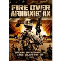Fire Over Afghanistan DVD
