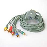 Official High Definition Component HD AV Cable