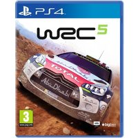WRC 5 World Rally Championship PS4 Game