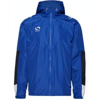Sondico Venata Rain Jacket Adult Medium Royal/White/Navy
