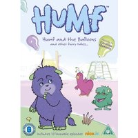 Humf Vol 1 Humf and the Balloons DVD