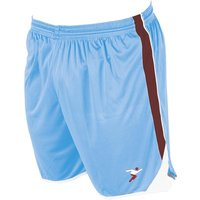 Precision Roma Shorts 42-44 Inch Adult Sky/Maroon/White
