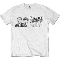 Peaky Blinders - Shelby Brothers Landscape Men's XX-Large T-Shirt - White