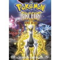 Pokemon Arceus And The Jewel Of Life DVD