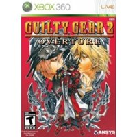 Guilty Gear 2 Overture Game