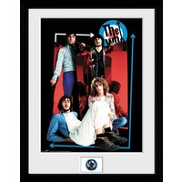 The Who Mirrors Framed Collector Print
