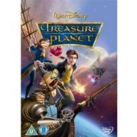 Disney Treasure Planet DVD