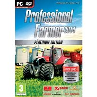 Professional Farmer 2014 Platinum Edition PC Game