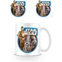 Star Wars Episode VII - Droids Mug