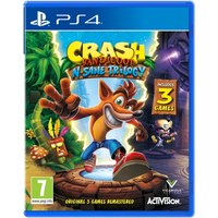 Crash Bandicoot N. Sane Trilogy PS4 Game