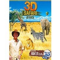 Safari 3D DVD