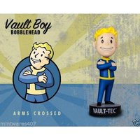 Arms Crossed (Fallout 76) Series 3 Bobblehead