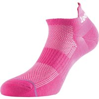 1000 Mile Ultimate Tactel Liner Sock Hot Pink Ladies - Small