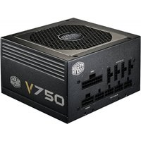 Cooler Master V750 (750W) 80 PLUS Gold Power Supply Unit with UK Cable