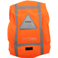 Proviz Rucksack Cover Triviz Compatible Waterproof Orange