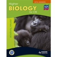 Higher Biology for CfE with Answers