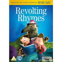 Revolting Rhymes DVD