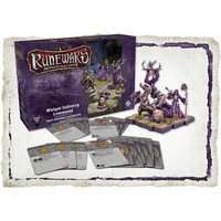 Runewars Miniatures Game Waiqar Command Expansion Pack