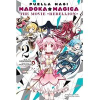 Puella Magi Madoka Magica The Movie - Rebellion: Volume 2