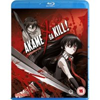 Akame Ga Kill Collection 1 Episodes 1-12 Blu-ray