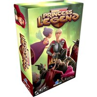 Princess Legend Board Game