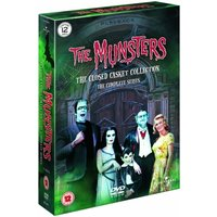 The Munsters - Complete Series DVD