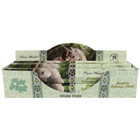 Pack of 6 Pure Heart Incense Sticks by Anne Stokes