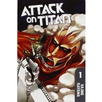 Attack On Titan 1 Paperback