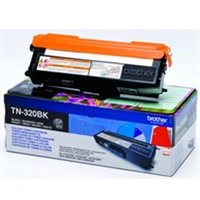 Brother TN-320BK Toner black, 2.5K pages